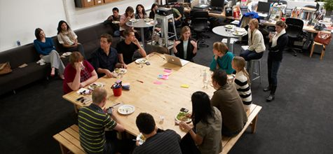 9 best gathering space images on pinterest design for Ideo palo alto