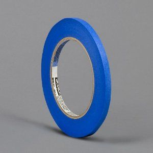 Low tack painter 39 s tape to temporarily hold thin cutting for Low tack tape for crafting