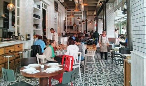 Wherever this is in Bogota, I want to go. 10 Best New Food Cities - Jetsetter