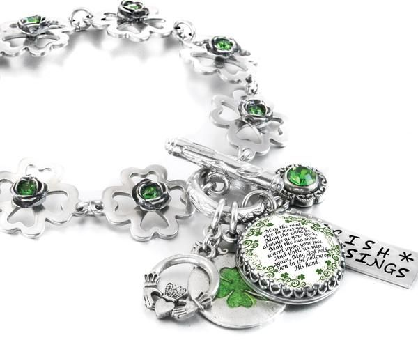 Charm Bracelet - Emerald Milk Tourmaline by VIDA VIDA Clearance 100% Guaranteed Best Seller Cheap Online Buy Cheap Release Dates Sale Cheapest Price Footlocker Pictures For Sale 6g1sSeh