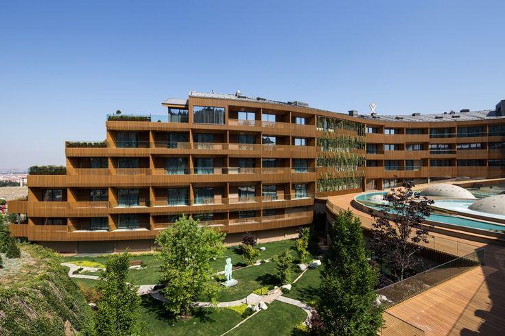 Eskisehir Termal Spa Hotel - Architectural Projects   GAD Architecture #gokhanavcioglu #gadarchitecture #gadfoundation