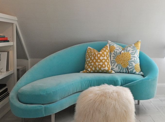 House of Turquoise: Kriste Michelini Interiors