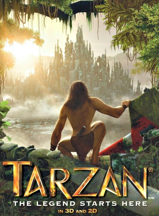Tarzan' 2016 Movie Release Date, Spoilers: Origin Plot Dropped ...