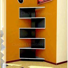 Modular - Rack Esquinero Moderno- Diseño Minimalista. Unico! - $ 769,99