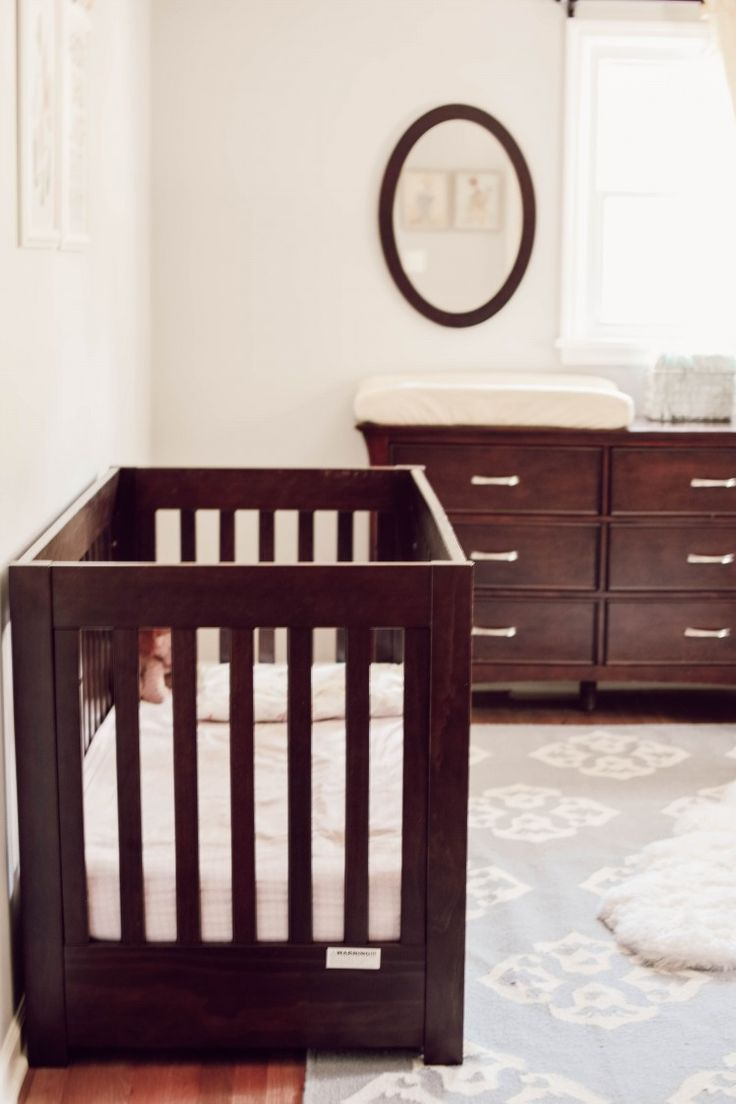 My Three Favorite Spaces In Our Home Nursery Dark Furniture Kid Room Decor Baby Room Design