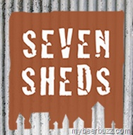 """Seven Sheds """"Original IPA"""" Brewed By a Boat"""