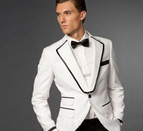 >> Click to Buy << Custom Made Mens Suits Groom Tuxedos Groomsmen Wedding Party Dinner Best Man Suits Blazer (Jacket+Pants+Girdle+Tie) NO:431 #Affiliate