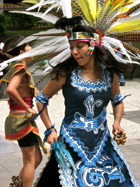 Aztec clothing for women