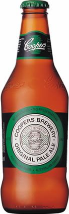 Coopers Pale Ale.