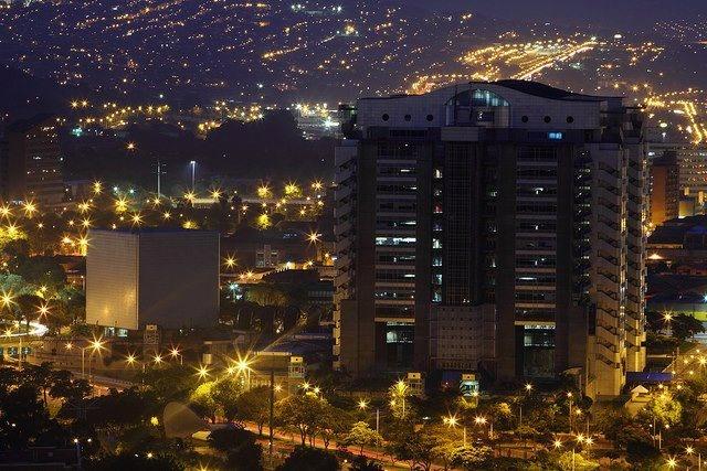 Edificio de las empresas publicas de medellin