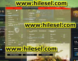 Counter Strike GO Hile Blankware AimBot ESP DLL Menü Multihack Hack 06.06.2017 - HileSel - Oyun Hileleri 2018