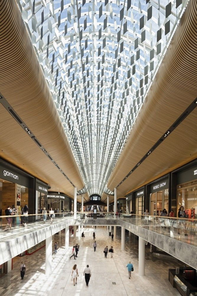 Eastland Town Centre With Images Mall Design Interior