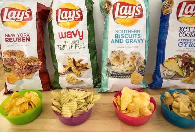 Taste Test: We Ate the 4 Crazy New Chips From the Lay's Flavor Contest