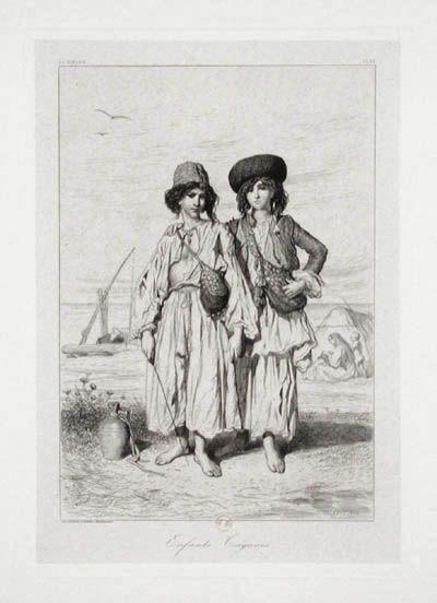 Enfants Tsiganes (Tziganes)
