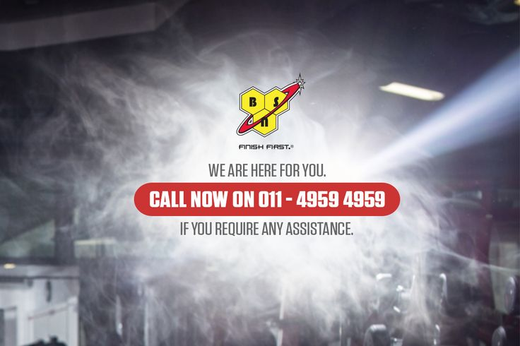 We are here to answer all your queries regarding our products, recommended usage, and mostly important, we shall help you verify if the product is genuine or not. Please call us on 011-4959-4959, Mon – Fri, between 10am – 6pm and we shall help you with your queries #BSNARMY  #FinishFirst.