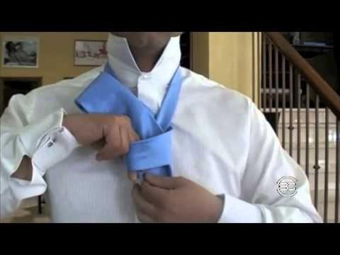 Nudo De Corbata Windsor Alucinante - Como Hacer Nudo Windsor - Bere Casillas - YouTube