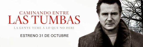 #Caminandoentrelastumbas #LiamNeeson #moviereview