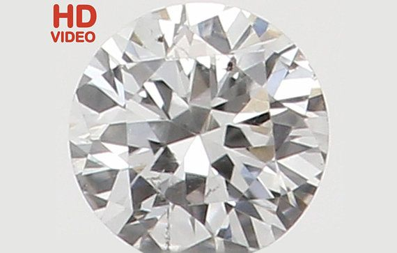Natural Loose Diamond Round G Color Si1 Clarity 2 20x1 30 Mm 0 041 Ct N6488 Loose Diamonds Diamond Natural Diamonds