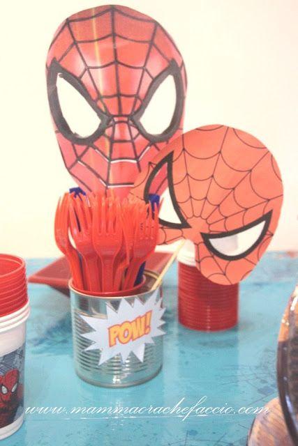 Festa a tema Spiderman!