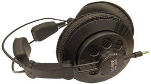 Superlux HD668B Dynamic Semi-Open Headphones: Musical Instruments