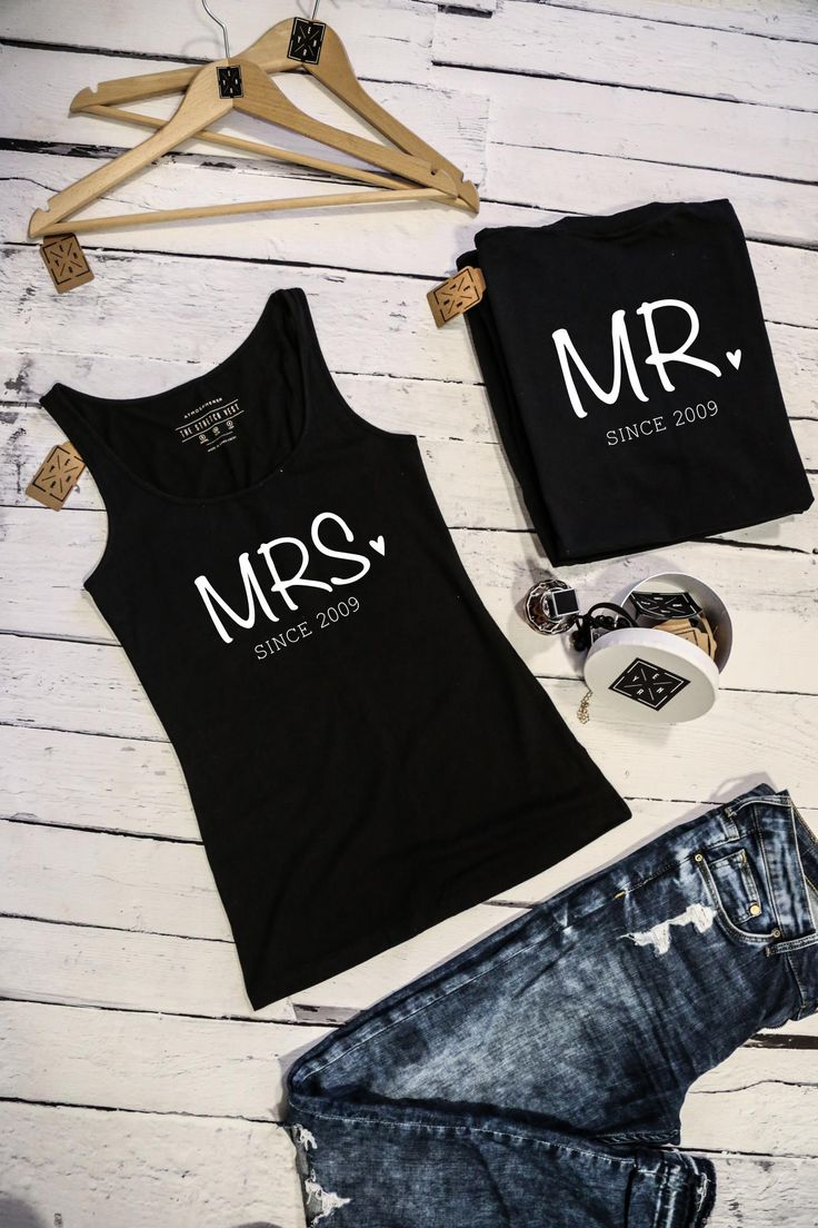 Signature soft and stylish T-shirts for couples