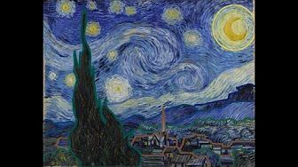 van gogh starry night - YouTube