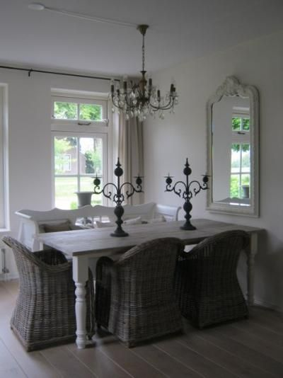 17 beste idee n over grote spiegel op pinterest gespiegelde meubels paars interieur en hal - Grote woonkamer design spiegel ...