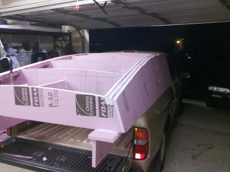 Project Extended Pop Top Aerodynamic Camper Shell 99