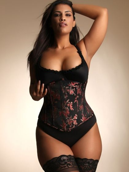 Image result for beautiful curvy woman in a corset