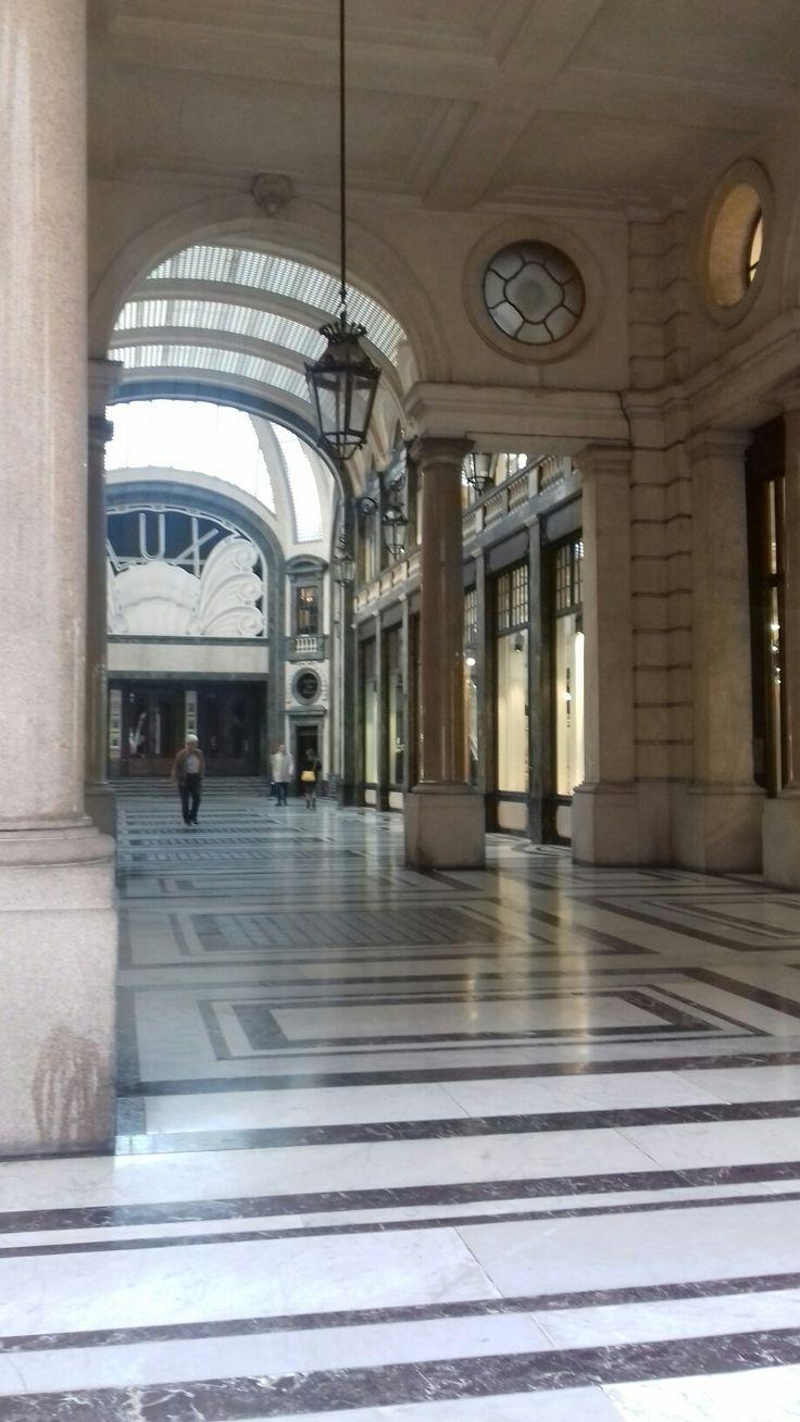 Galleria San Federico da via Roma