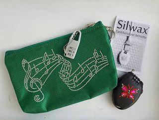 Semplicemente Recensioni di una Mamma: SILWAX L'ALLEATO DELLE DONNE  #bag #fashion #antifurto #antitheft #lucchetti #ladri #pochette  #furto #borseggio #mare #discoteca #passeggino #automobile