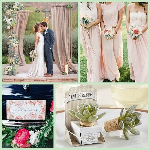 Outdoor Wedding Ideas: Outdoor Wedding Inspiration And Garden Wedding Favors