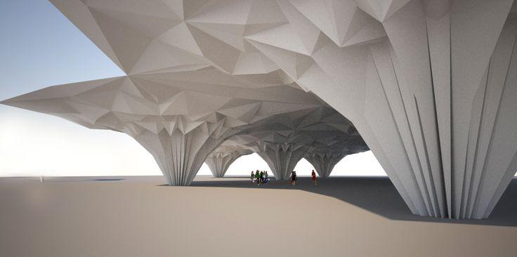 Tal Friedman - parametric architecture