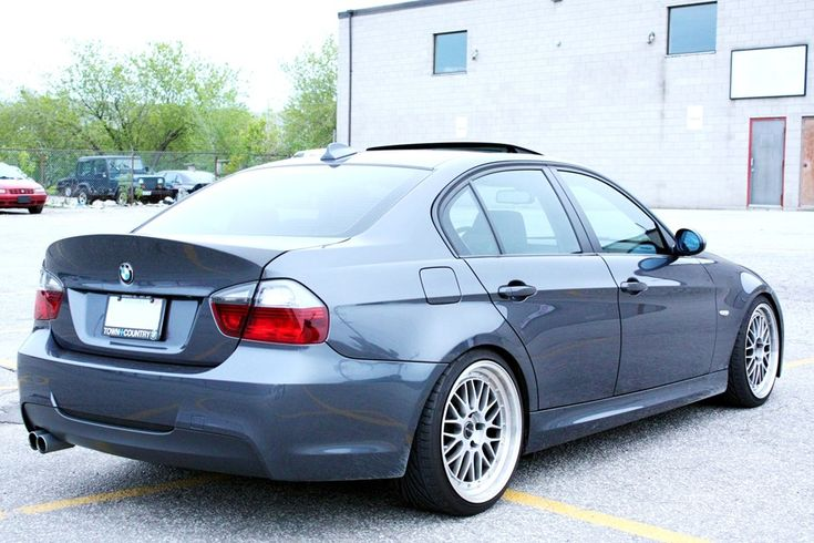 Pics of Various rims and drops on E90/E91 - Page 11