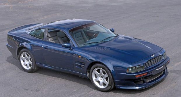1995 Aston Martin Vantage V550 V550 Aston Martin Aston Martin Vantage Aston
