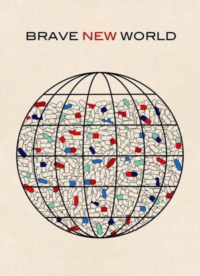the superficial reality of brave new world by aldous huxley essay A utopia is a world that is completely controlled by the government the  government controls every aspect of life in a utopia, and therefore.