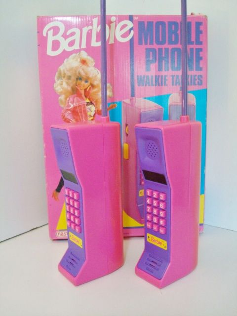 17 best images about back in my day on pinterest alicia - Telephone barbie ...