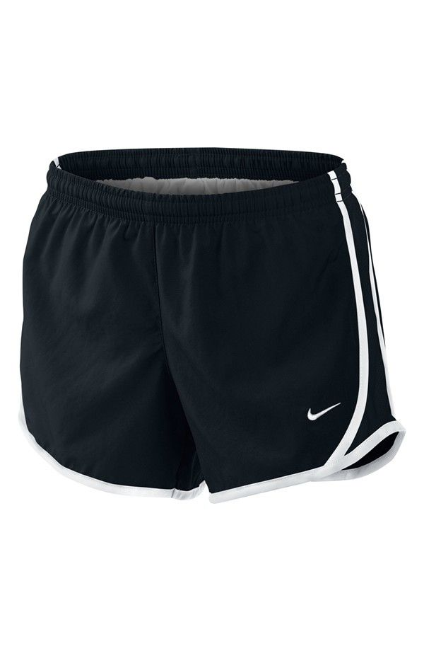 Nike 'Tempo' Track Shorts (Big Girls)