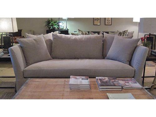 Seda Sofa 84 Quot In Prairie Oatmeal By Cisco Brothers Home