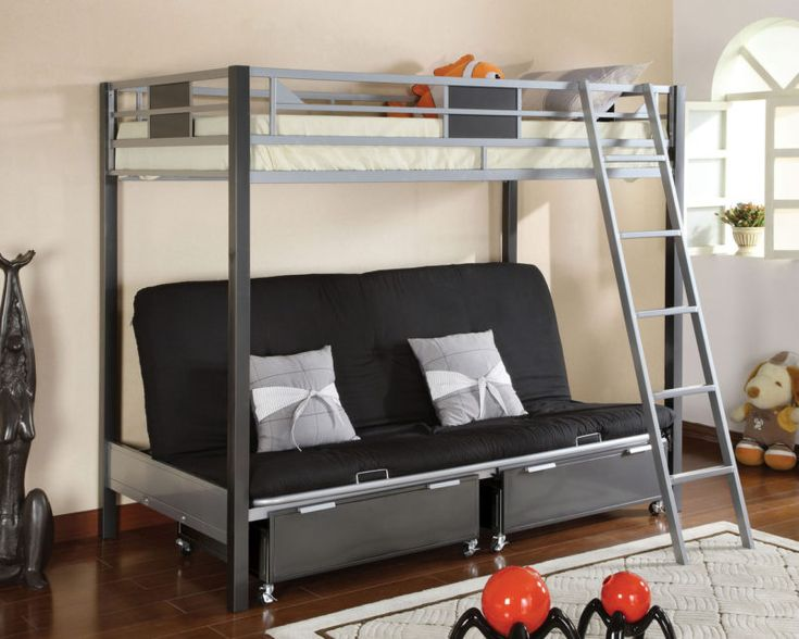 Bedroom Futon Bunk Bed Canada With How To Put Together A Metal Futon Bunk Bed Also How To Put Together A Futon Bunk Bed And How To Build A Futon Bunk Bed Besides  Futon Bunk Bed for Adults versus Bunk Bed for Kids