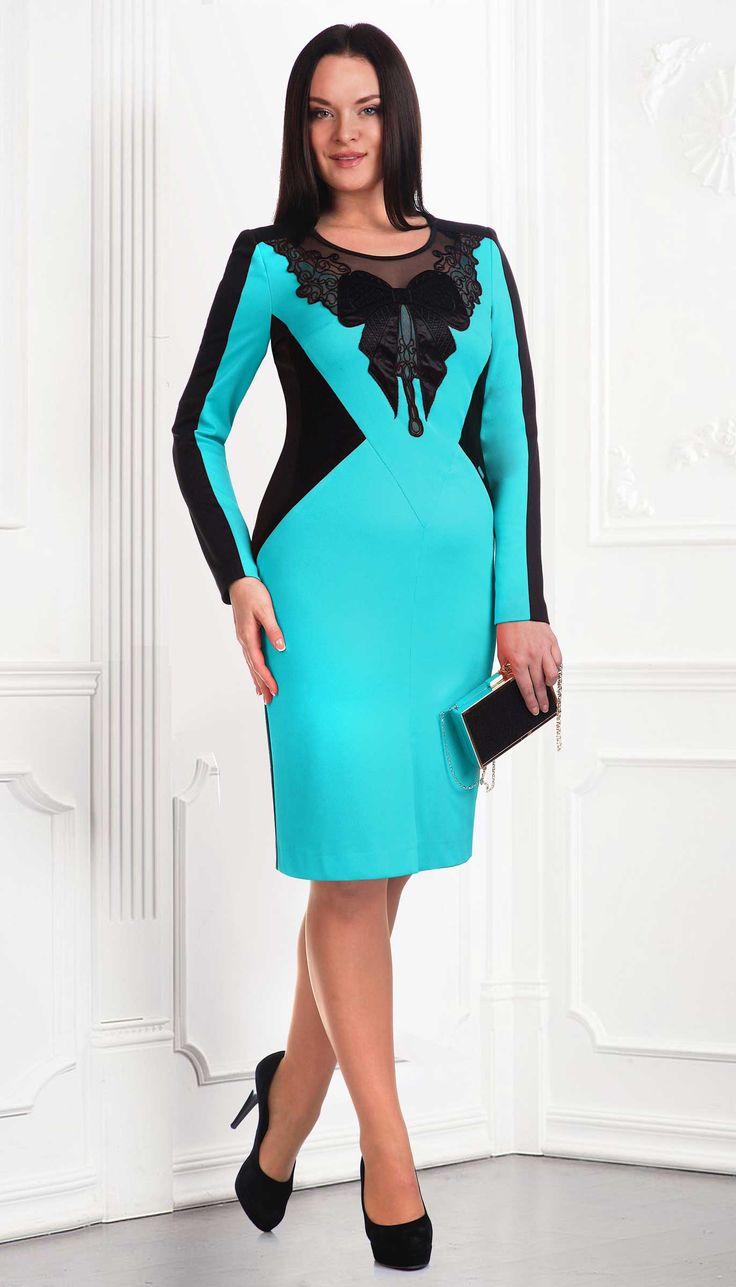"""платье - Лилиана-281 н - белорусский интернет магазин """"Анабель""""."""