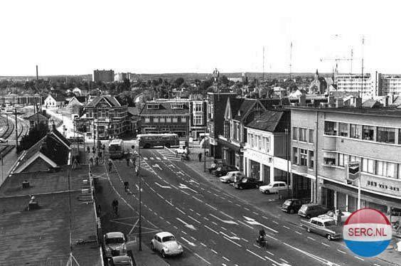 Stationsplein Apeldoorn (jaartal: 1960 tot 1970) - Foto's SERC