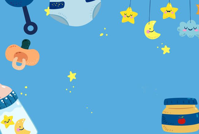 Fresh Blue Baby Poster Background Baby Posters Baby Blue Cute Wallpapers