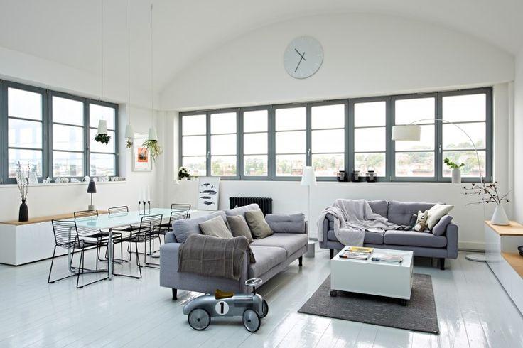 FBurrage's huis in Norwich, United Kingdom. Kijk binnen voor meer inspirerende interieurs op MADE.COM/nl/Unboxed.