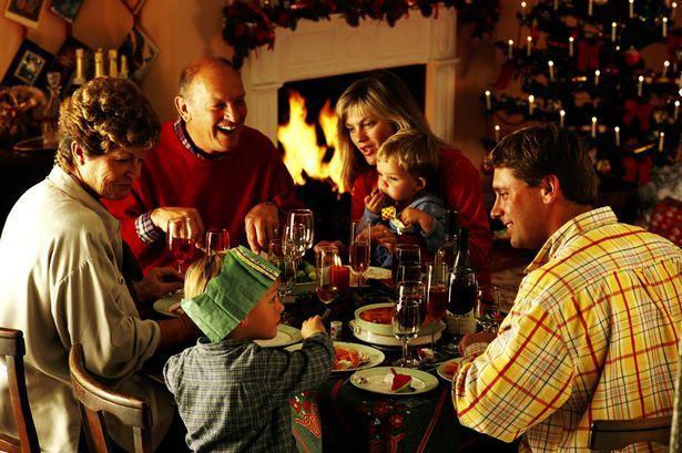 El tiempo de las reuniónes: la familia, los amigos