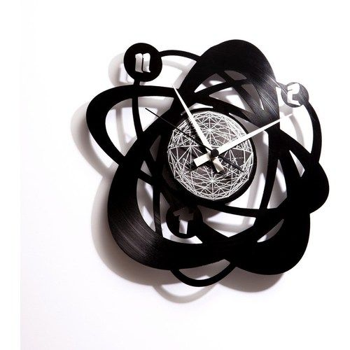 Discoclock Atomium 021