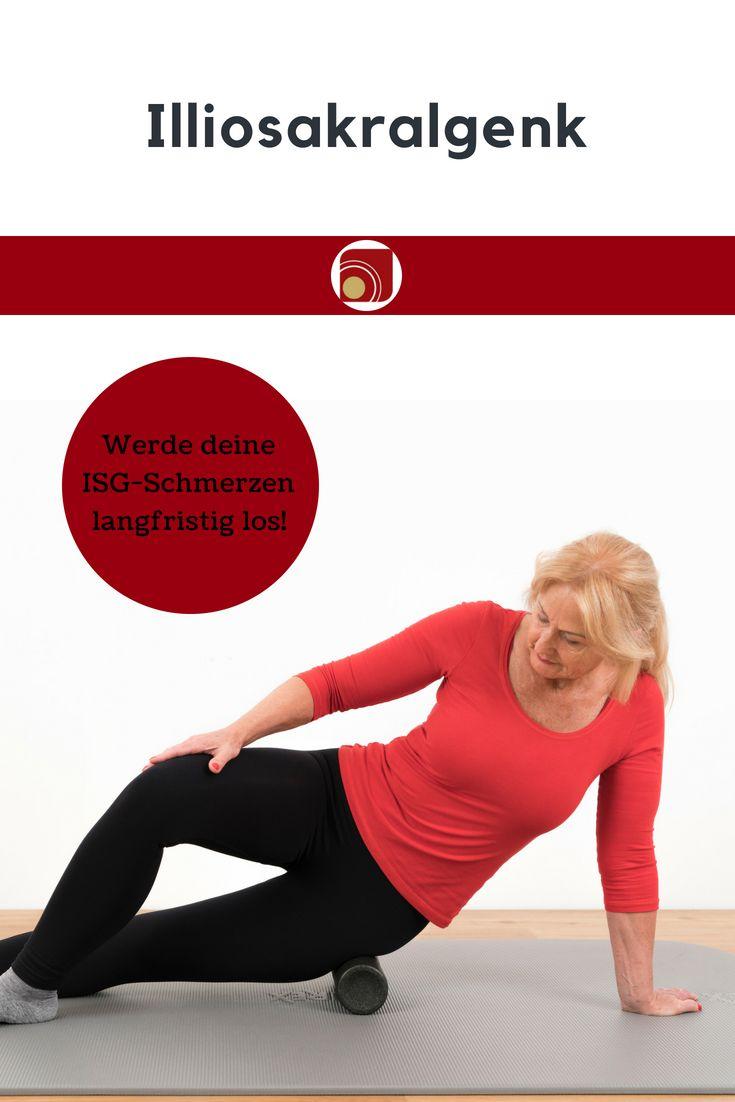 Übungen: Mache diese Übungen jeden Tag und du kannst deine ISG-Blockade vergessen!