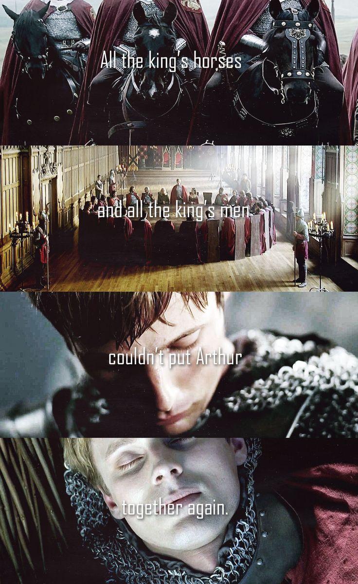 Goodbye Arthur... :(