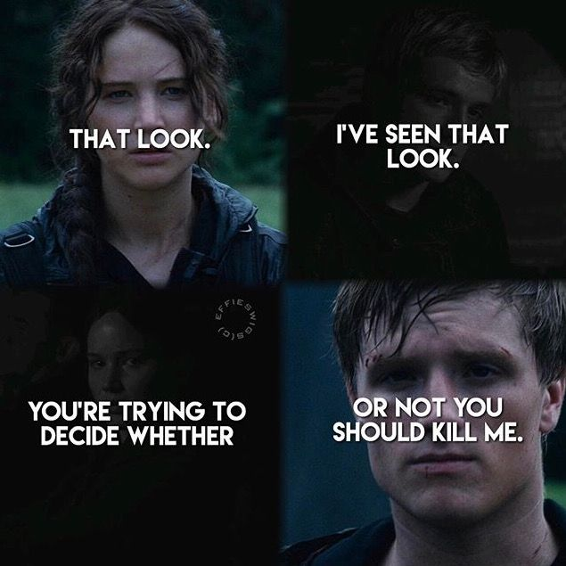   Mockingjay part.2 vs. The Hunger Games  