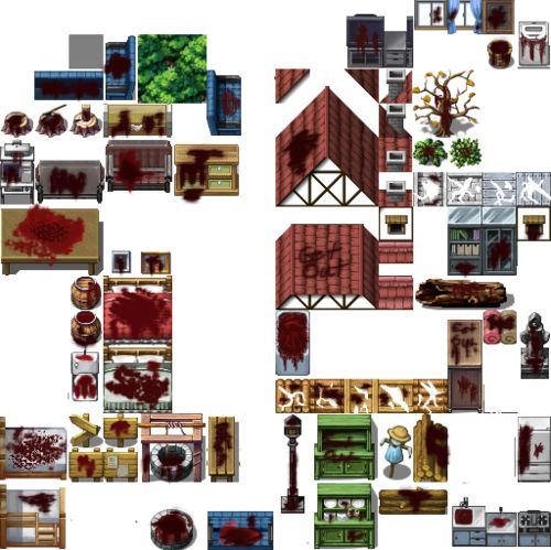 Rpg Maker Vx Custom Tileset: 94 Best Images About RPG Maker Resources On Pinterest